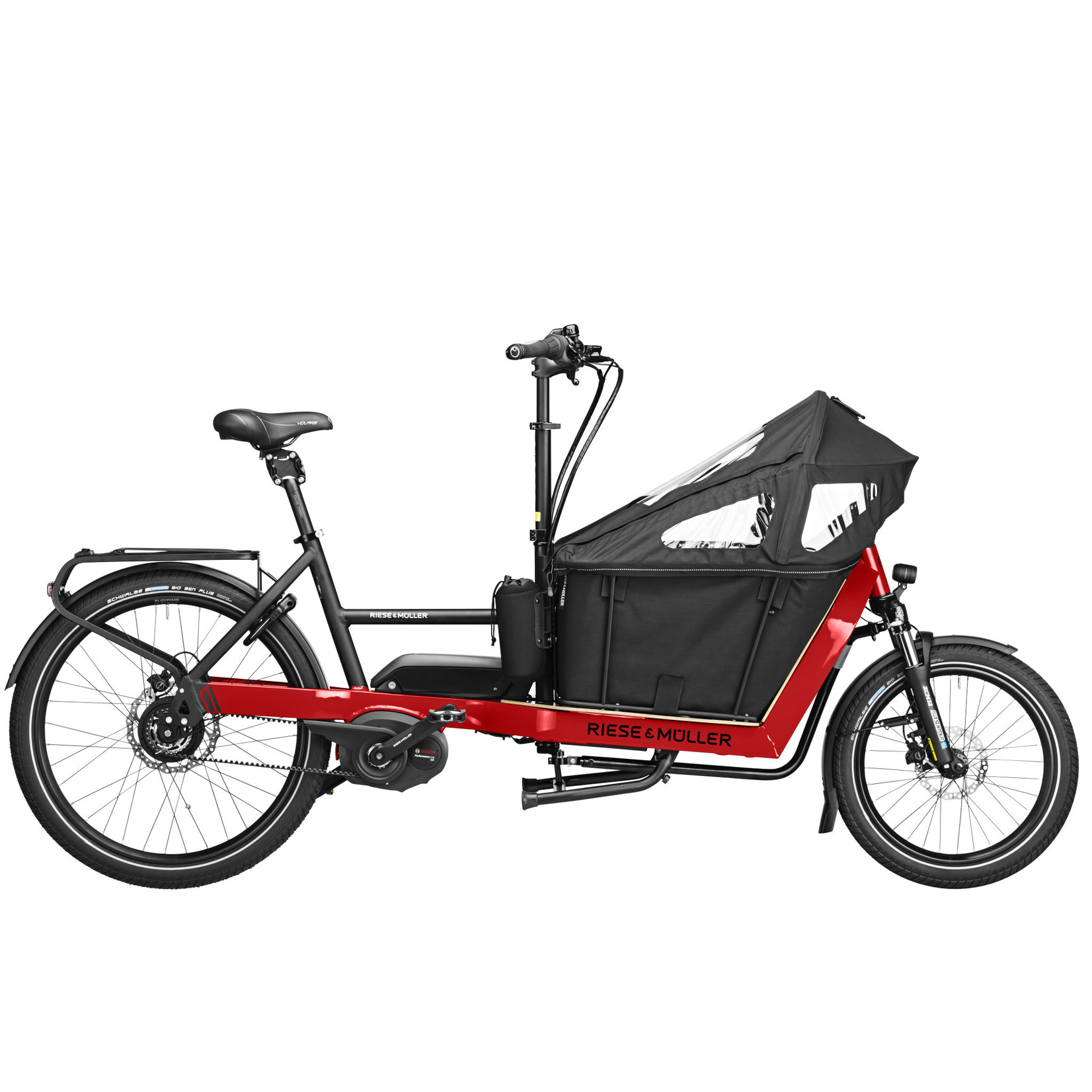 Riese & Muller Riese & Muller : Packster 40 Touring