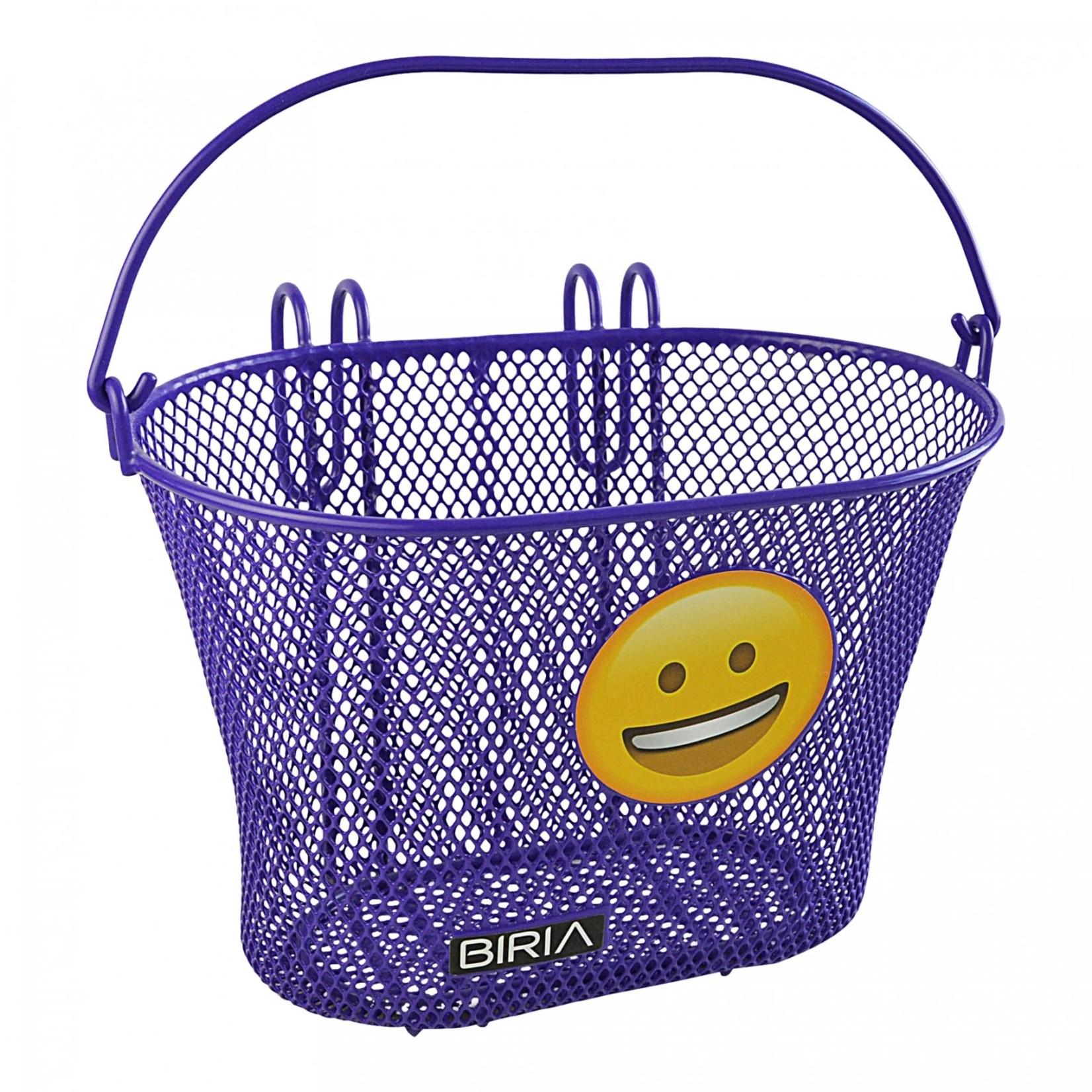 Biria Biria Children's Basket : Emoji