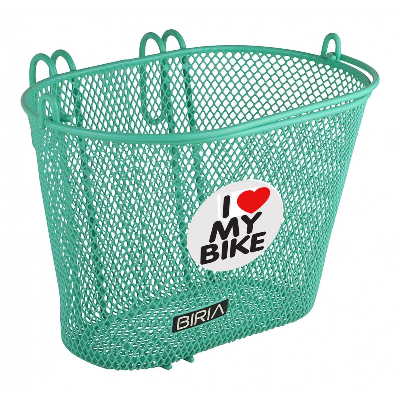 Biria Biria Children's Basket : I Love My Bike
