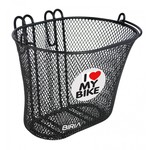 Biria Biria Children's Basket : I Love My Bike