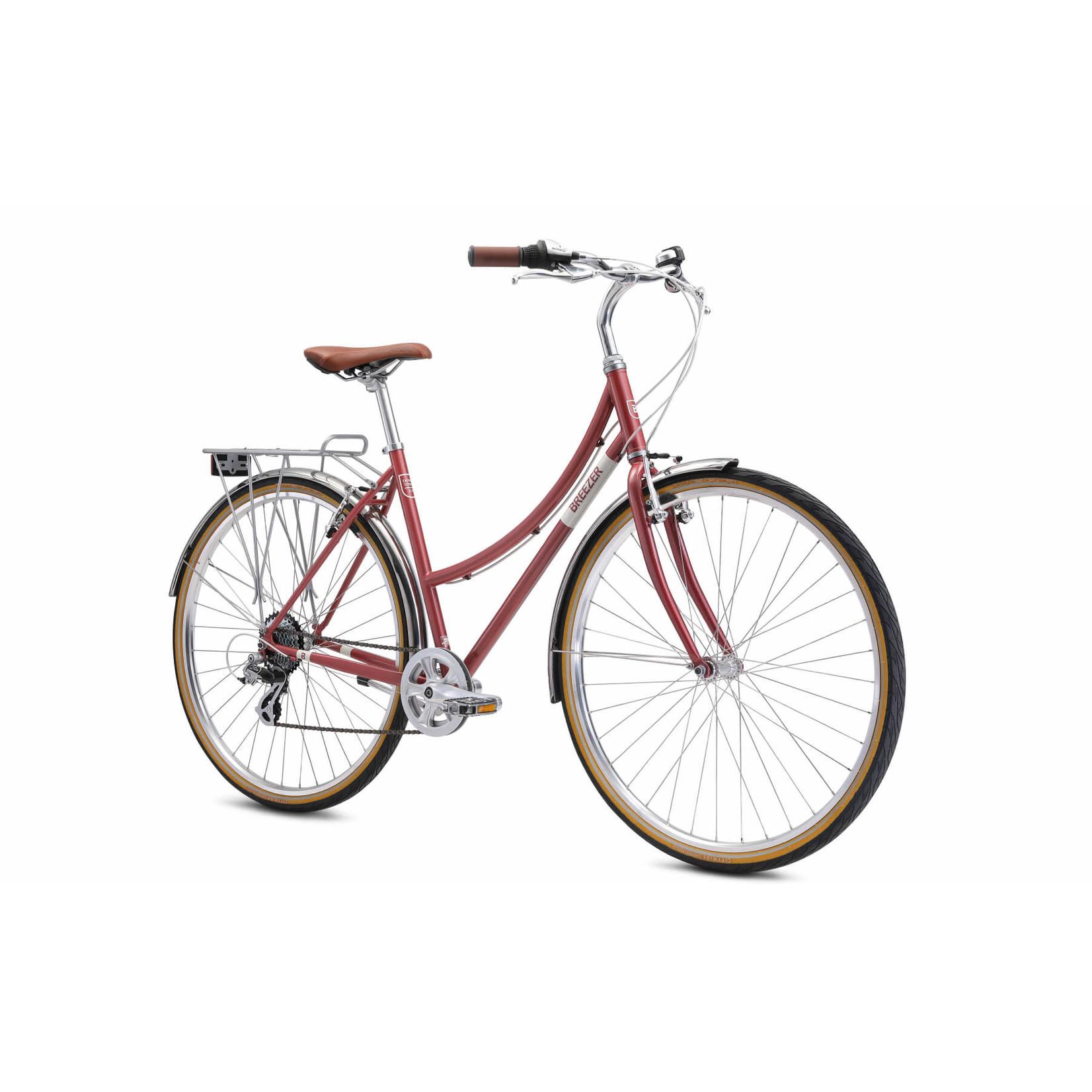 Breezer Bikes Breezer Downtown Ex St