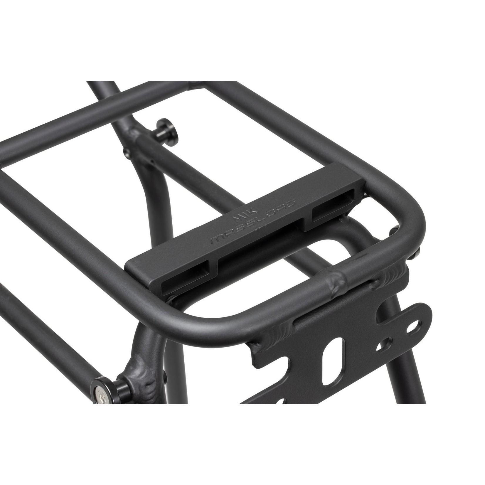 Ortlieb Rack R3 Aluminium QL3/QL3.1 - black 26/28inch
