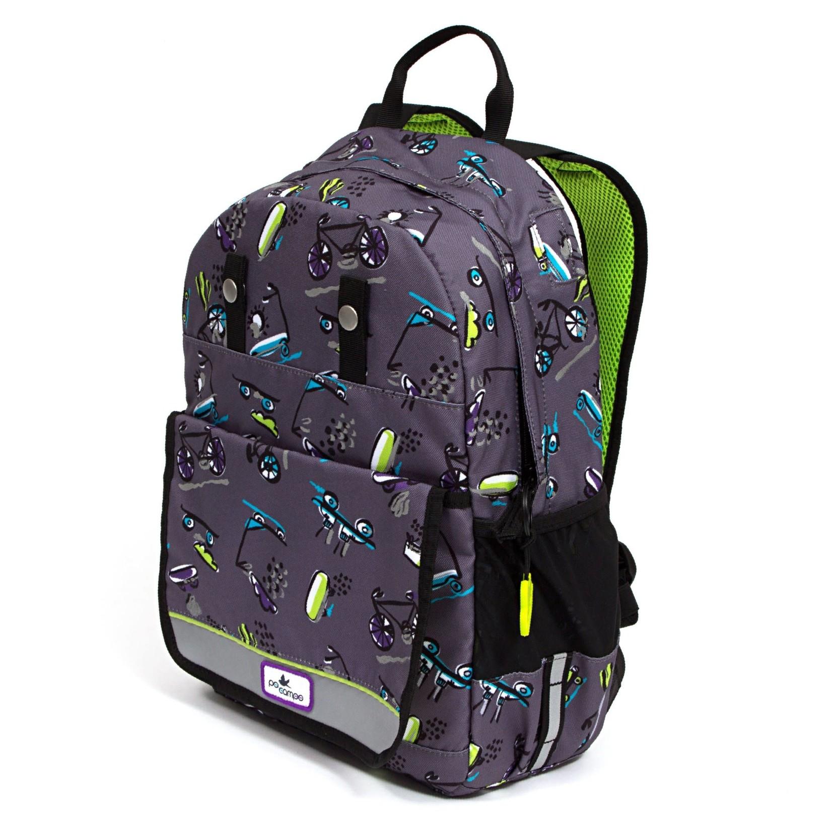Po Campo Po Campo Zinger Backpack Pannier