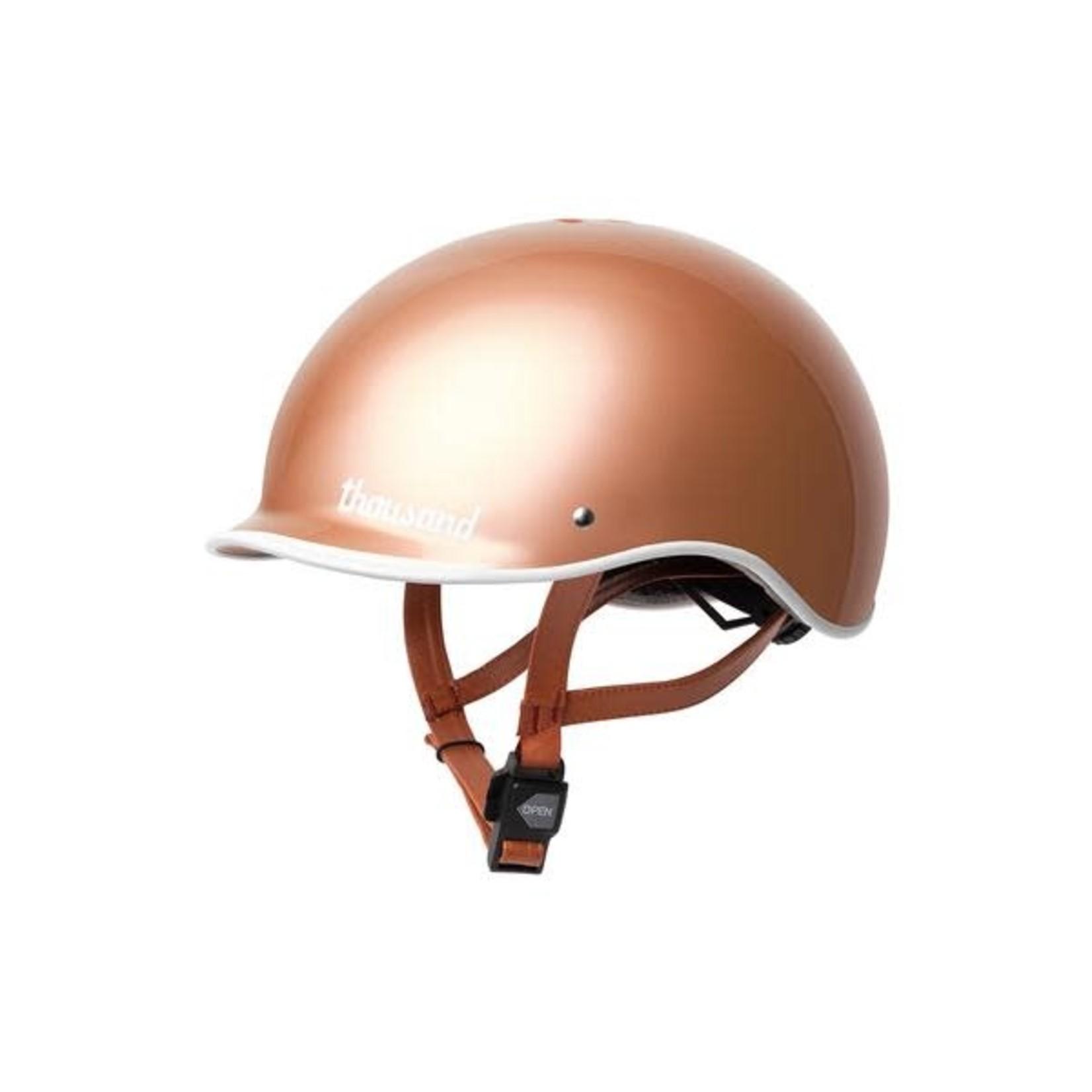Thousand Thousand Metallics Collection Helmets