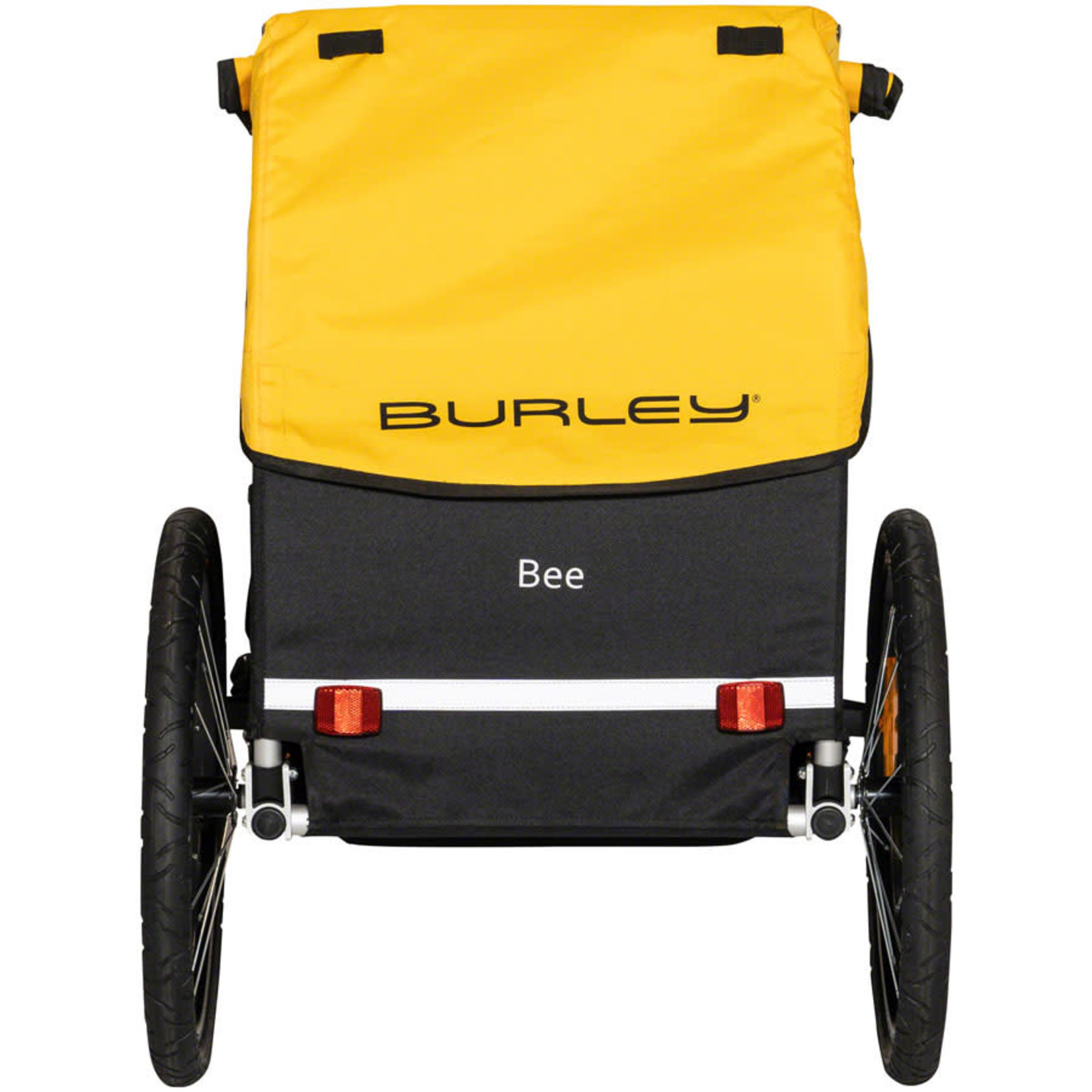 Burley Burley Bee Child Trailer - Single, Yellow