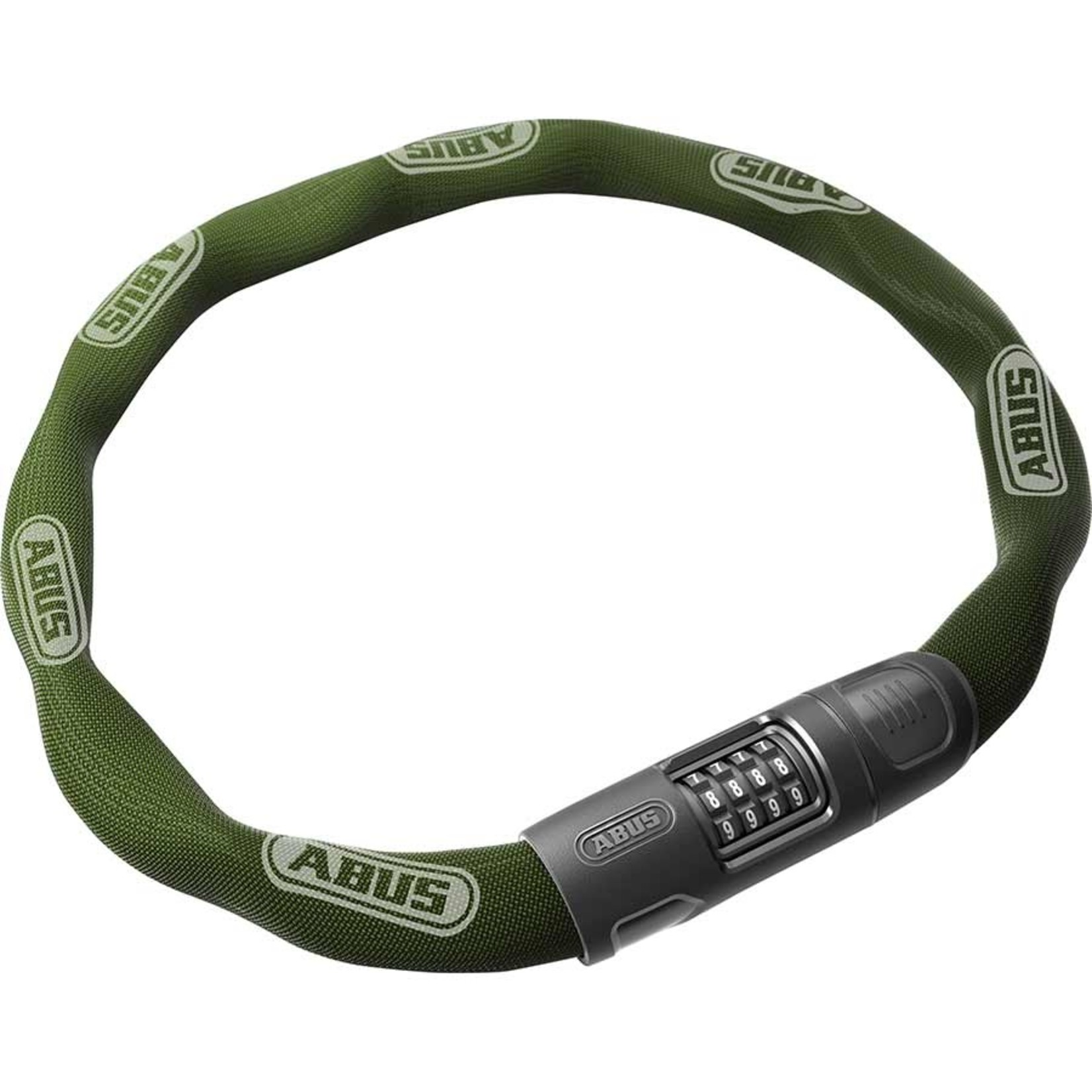 Abus Abus, 8808C, Chain Lock, Combination, 8mm