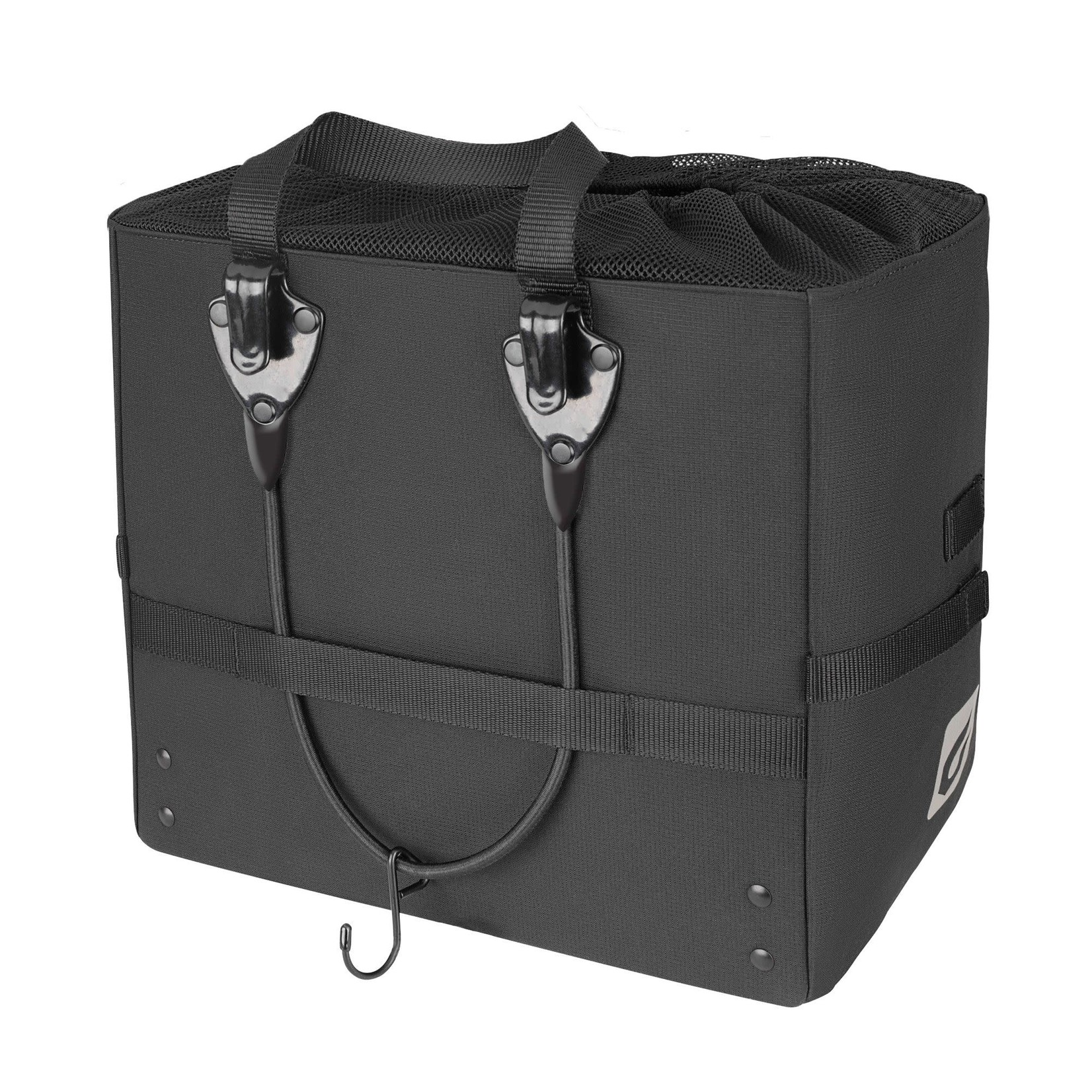 LOCAL GROCERY PANNIER BLK