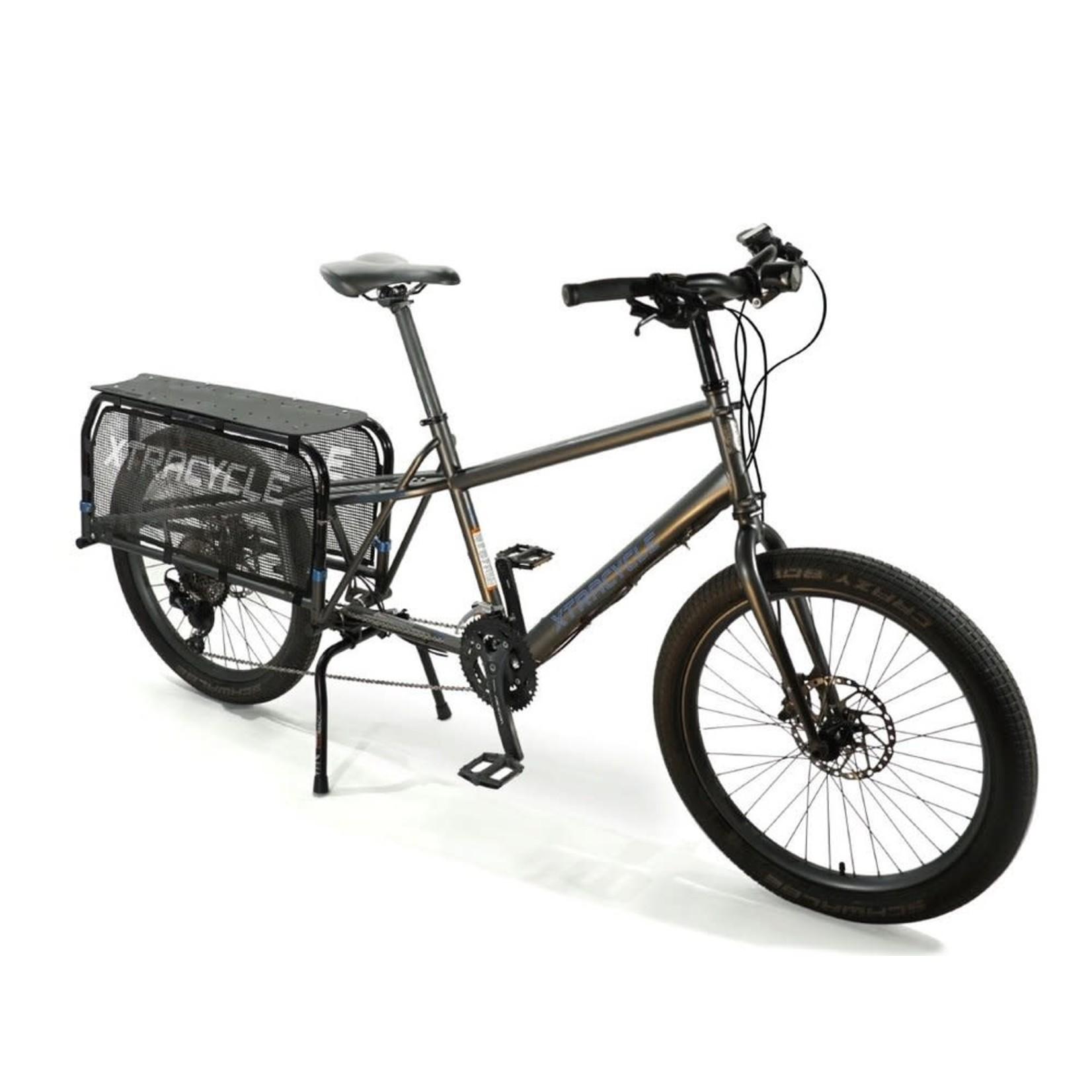 Xtracycle Xtracycle eStoker, Bosch CX, Dual-Battery