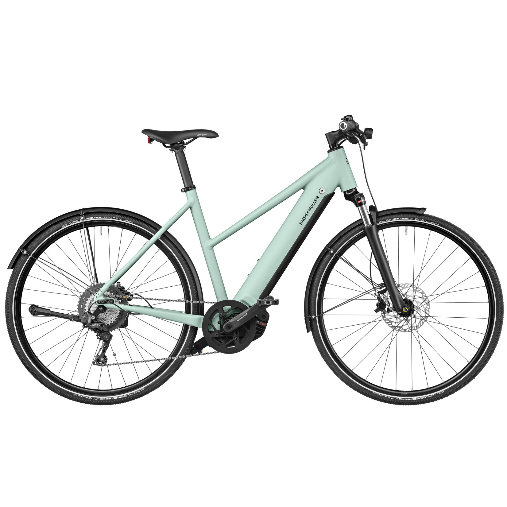 Riese & Muller Riese & Muller, Roadster Mixte Touring, 53 Cm