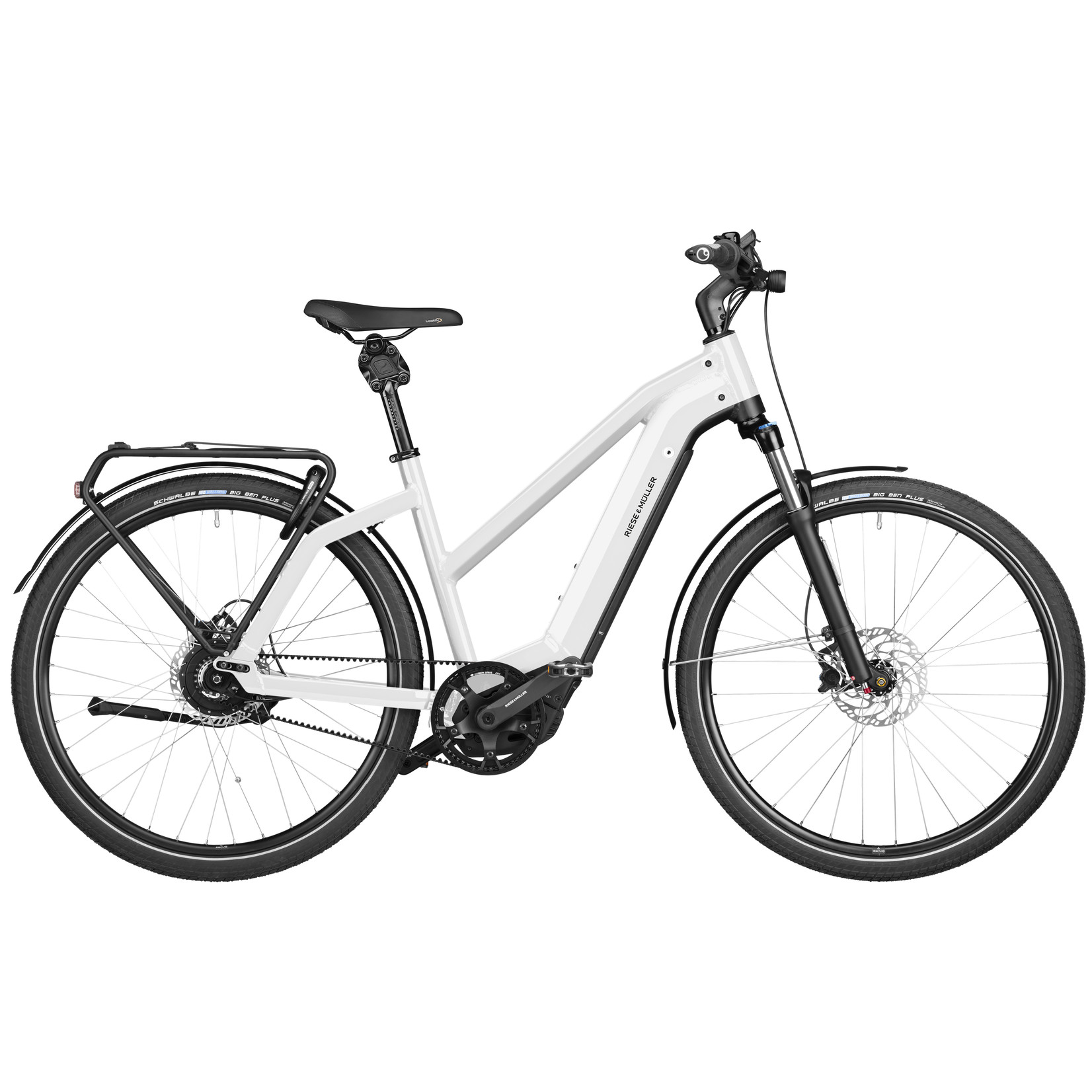 Riese & Muller Riese & Muller, Charger3, Mixte GT Vario, White
