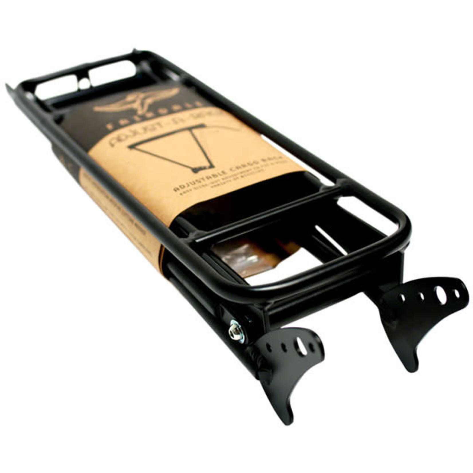 Fairdale Adjust-a-rack Cargo Rack Black