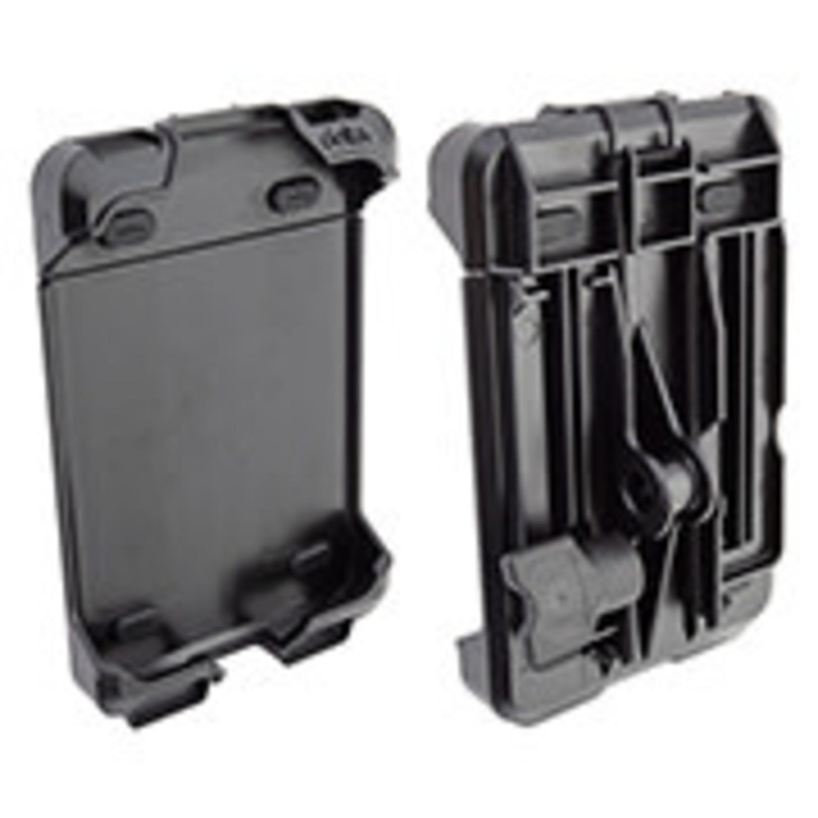 Handlebar Mount Delta Smart Phone Holder Caddy Xl Black HL6500