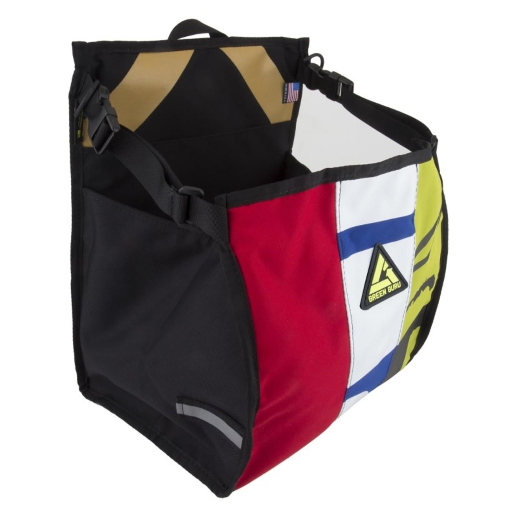 Bag Greenguru Pannier Freerider 31L Multi