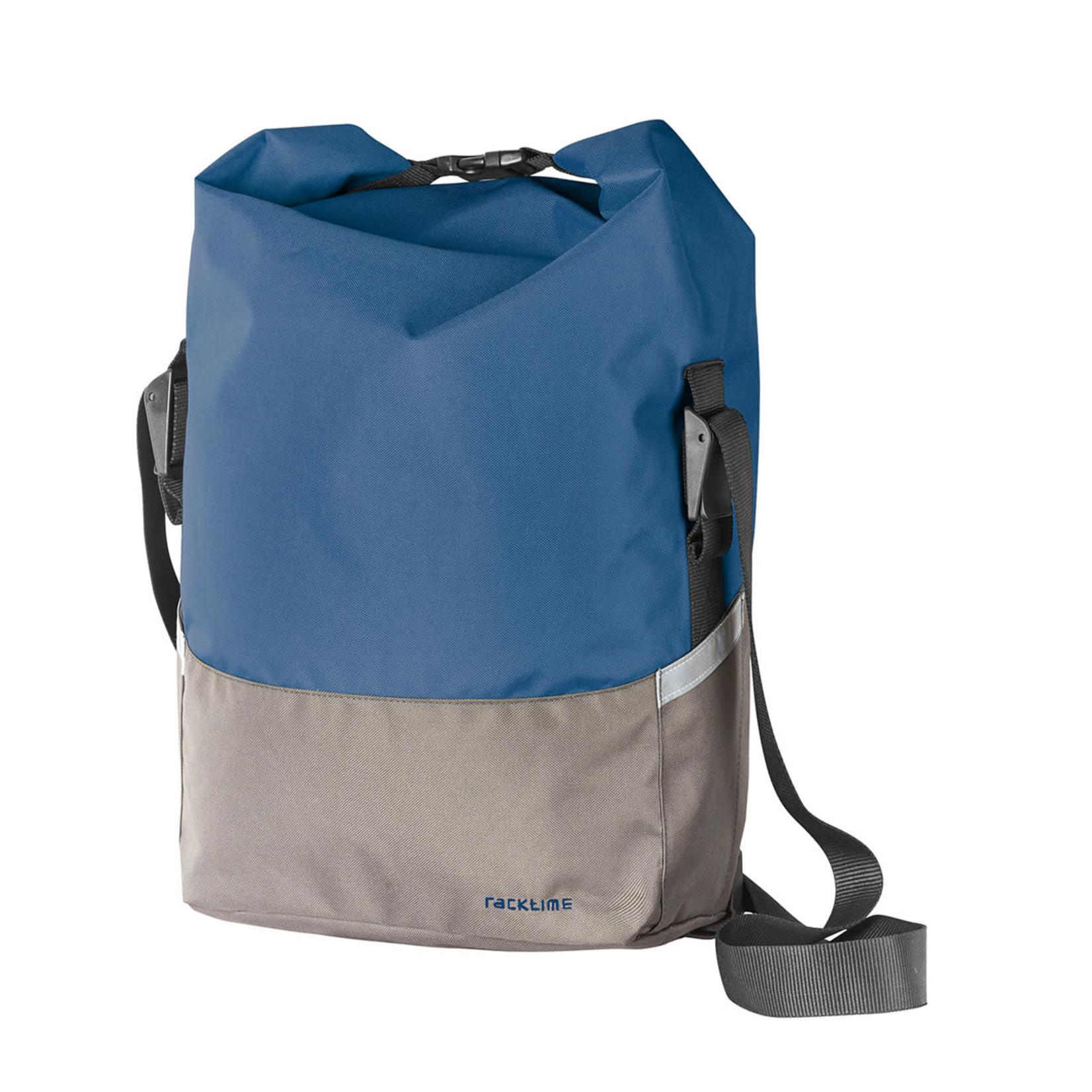 Racktime, Liva Sidebag, Berry Blue/Stone Grey