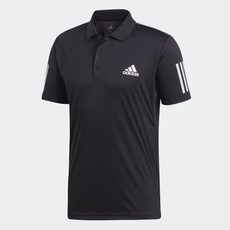 Under Armour Adidas Club 3 Stripe Polo