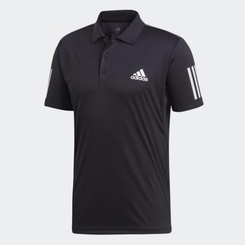 Under Armour Adidas Club 3 Stripe Polo