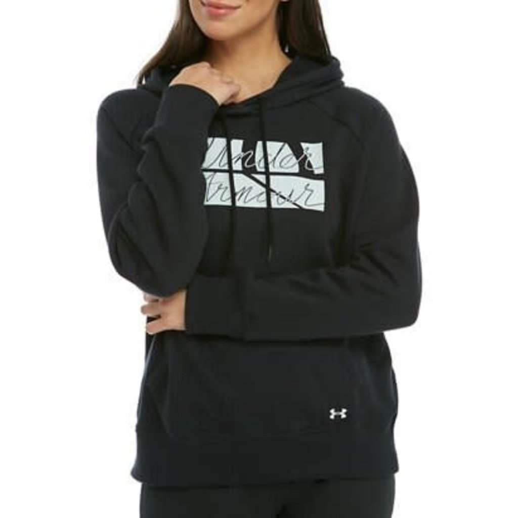 Under Armour Under Armour Womens Favourite Fleece Hoody