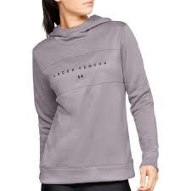 Under Armour Under Armour Womens Synthetic Fleece Pullover Hoody