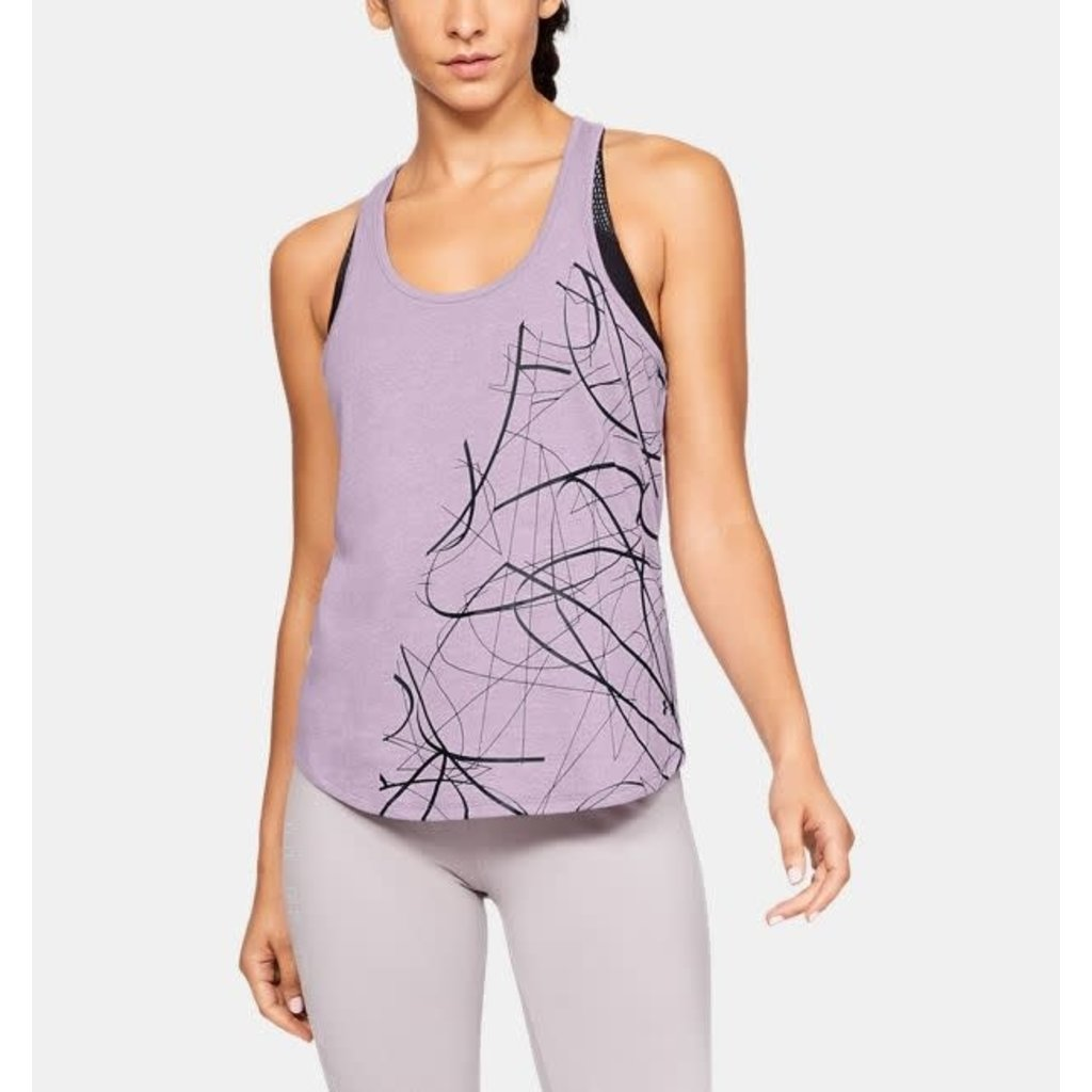 Under Armour Under Armour Women's Abstract X Back Tank Top