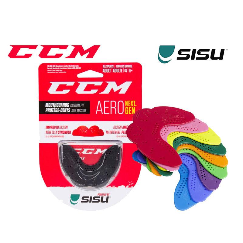 CCM Hockey CCM Sisu AeroGuard Adult Mouthguard