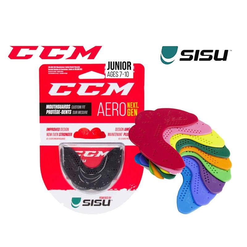 CCM Hockey CCM Sisu AeroGuard Junior Mouthguard