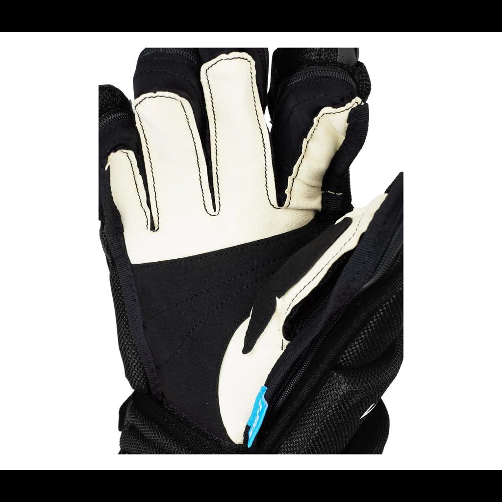 """True True XC7 Z-Palm Hockey Glove - Blk - 13"""""""