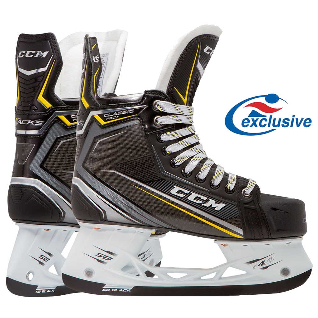 CCM Hockey CCM Classic Pro Plus Tacks Senior Skate