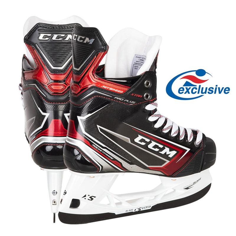 CCM Hockey CCM Jetspeed XTRA Pro Plus Junior Skate