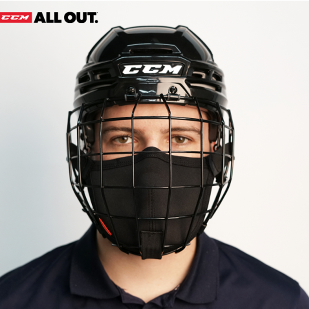 CCM Hockey CCM Game On Mask Youth