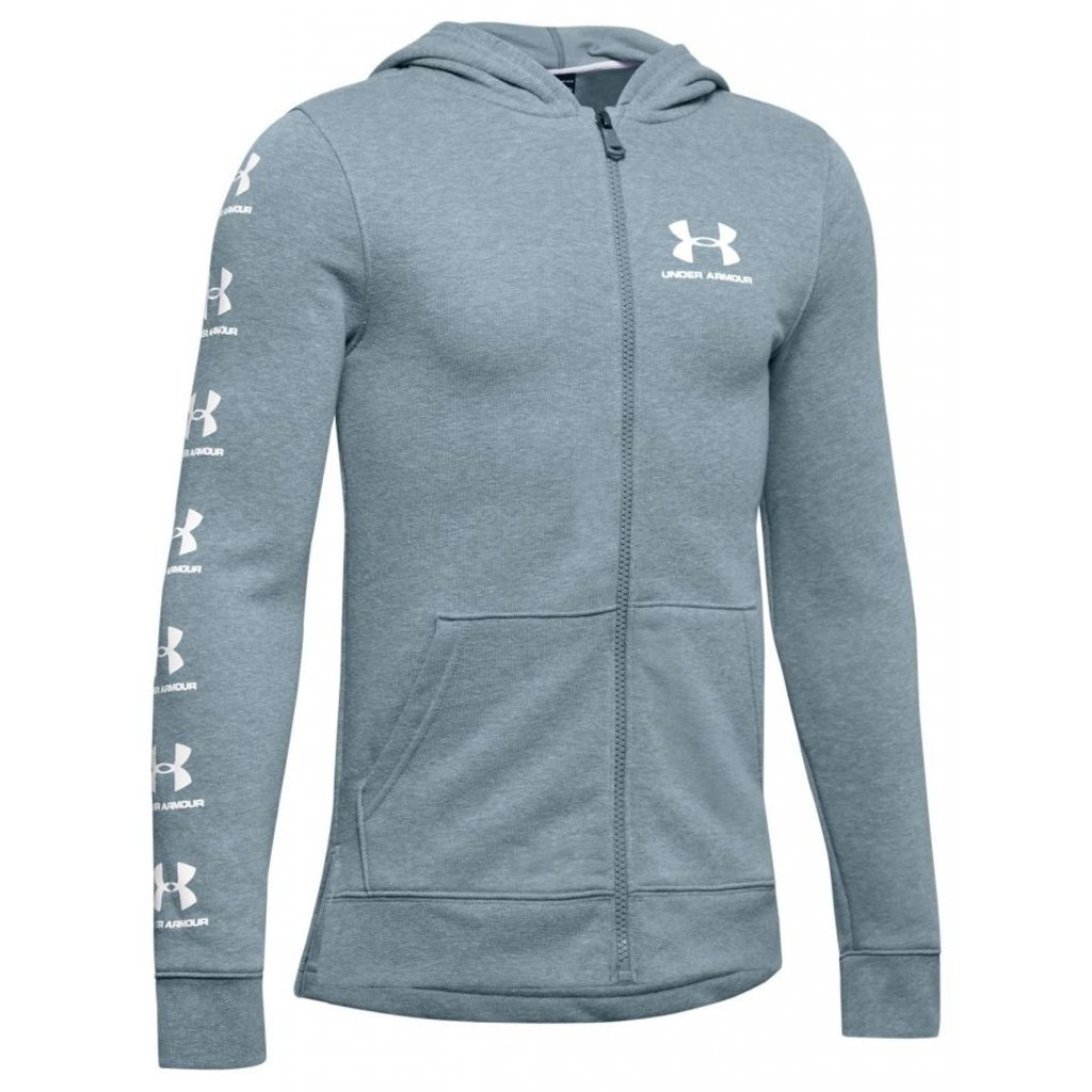 Under Armour Under Armour Boy's Rival Full Zip