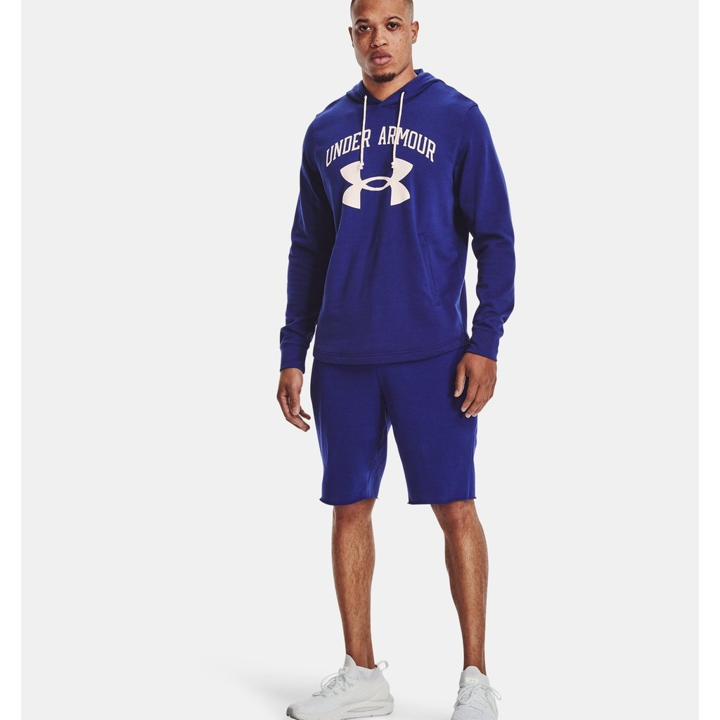 Under Armour Men's UA Rival Terry Big Logo Hoodie