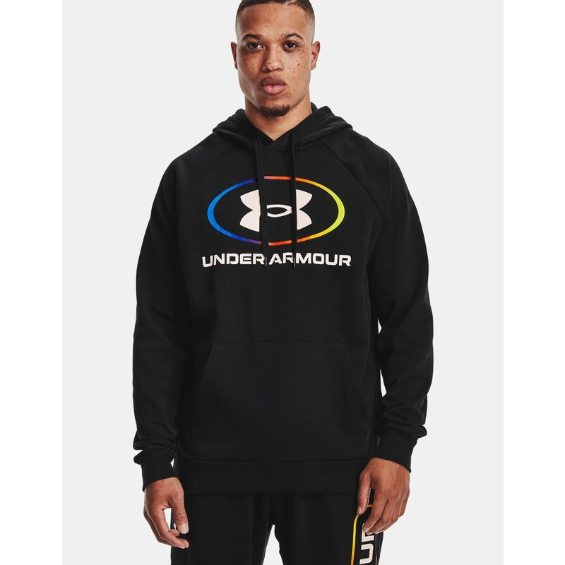 Under Armour Under Armour Men's Rival Fleece Lockertag Hoodie