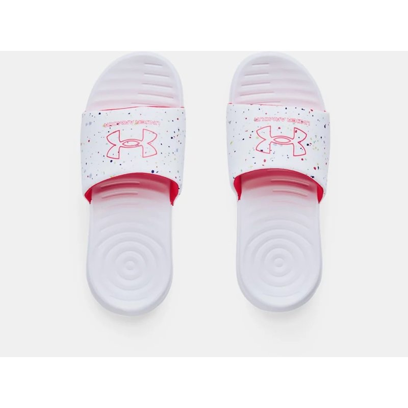 Under Armour Under Armour Girls Ansa Graphic Slides
