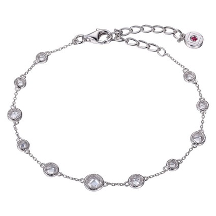 Elle .925 Essence Bracelet CZ