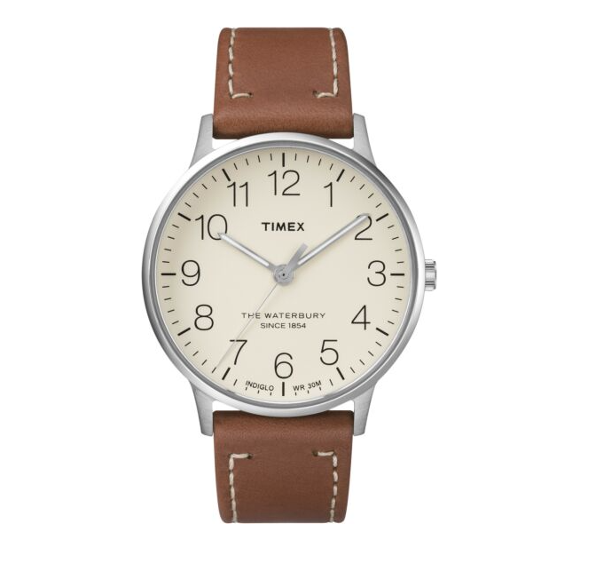Timex Mens Timex Waterbury 40MM Watch