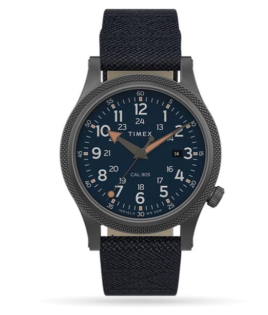 Timex Allied LT 40mm Fabric Strap Watch