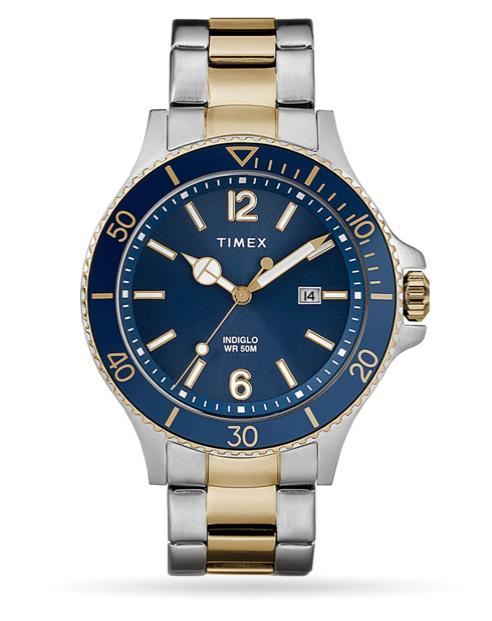 Timex Harborside 42mm Bracelet Watch