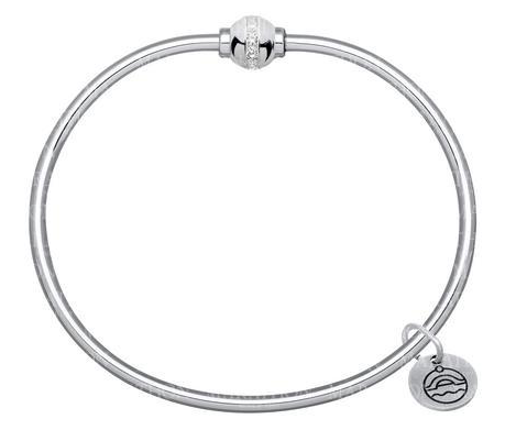 Cape Cod .925 CZ Cape Cod Bangle SB5462-70