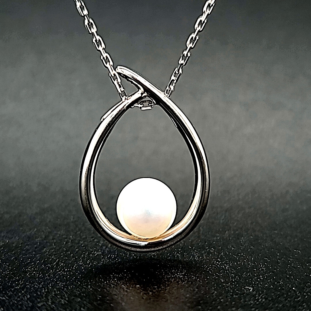 .925 Fresh Water Pearl Necklace