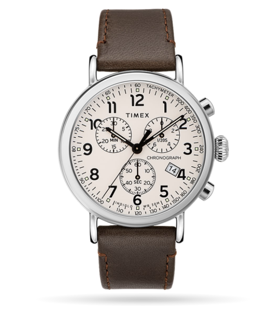 Timex Mens Timex Essential Standard Watch