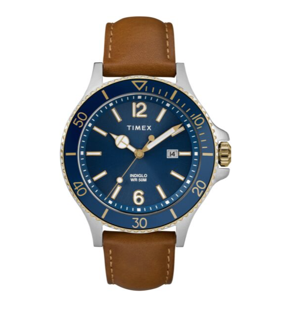 Timex Mens Timex City Harborside Watch