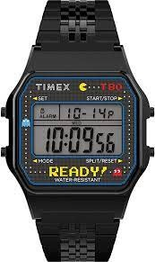 Timex Pac Man Timex Vintage Style Watch T80