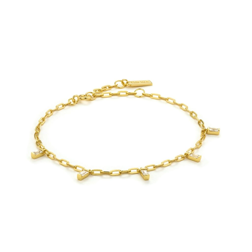 Ania Haie Bracelet Ania Haie Glow Drop Gold