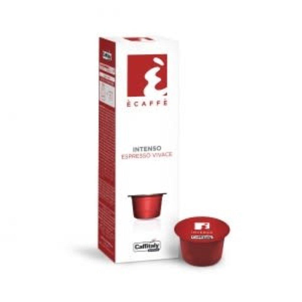 Caffitaly Capsules de café Caffitaly intenso