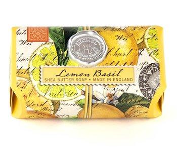 Savon en barre  Michel Design Works Lemon Basil