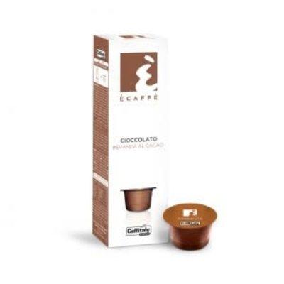 Caffitaly Capsule Brenvada al cacao (chocolat chaud) de Caffitaly