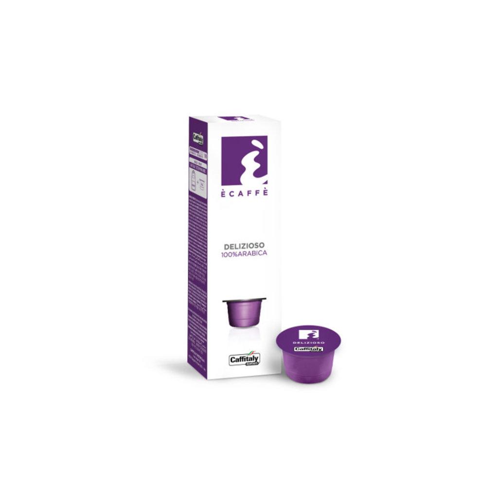 Caffitaly Capsule de café delizioso de Caffitaly