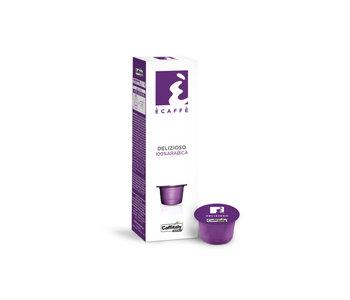 Capsule de café delizioso de Caffitaly