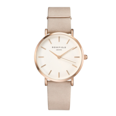 Rosefield Montre Rosefiled  W73 The West Village Rose Tendre - Or rose -33 mm