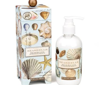 Body lotion Michel Design Works Seashells